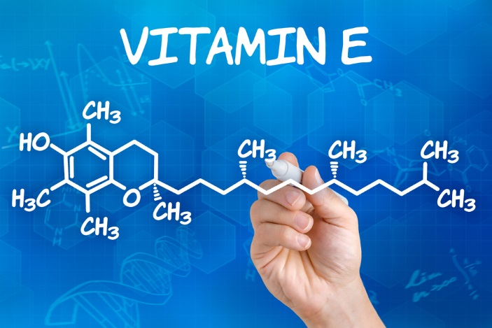 Vitamin E Chemical Structure