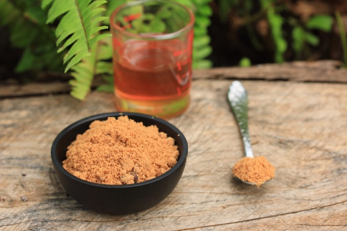 brown sugar and honey face scrub