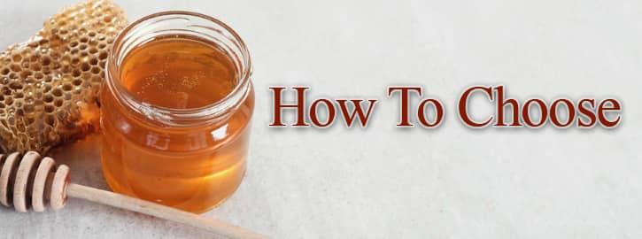 Honey jar and stick