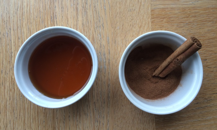 honey and cinnamon face mask for acne and blackheads