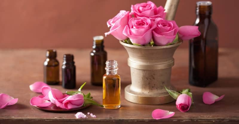 The best rose essential oil for your face