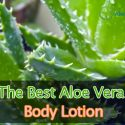 The Best Aloe Vera Body Lotion Reviews 2017