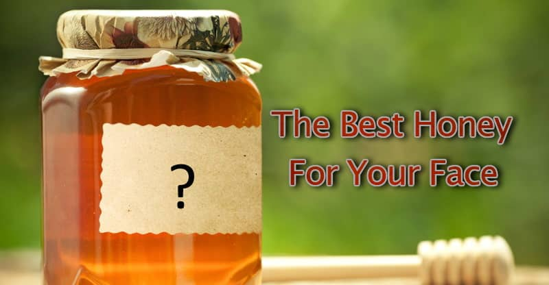 The best honey for face care