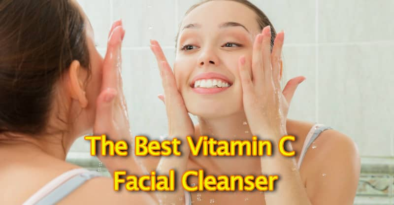 The best vitamin C facial cleanser for your skin